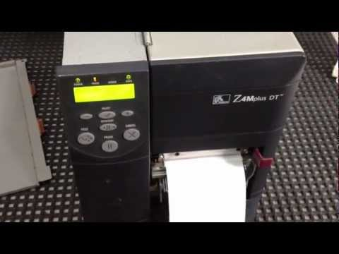 how to repair zebra printer