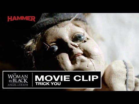 The Woman in Black: Angel of Death / Trick You (Official Clip) HD