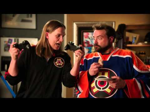 Injustice: Gods Among Us TV Spot Features Kevin Smith and Jason Mewes