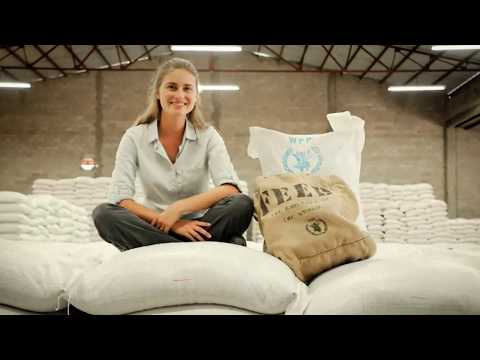 Lauren Bush Lauren's New Business | CNBC Meets