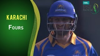 Match 14: Karachi Kings vs Quetta Gladiators - Highlights
