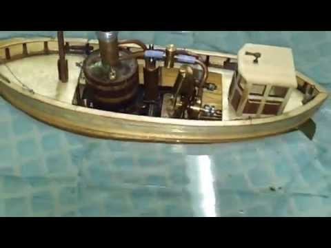 steam boat toys Dov b-a