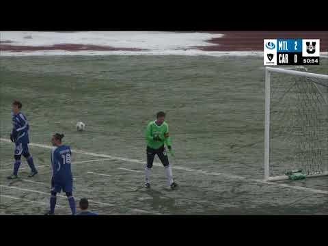 2017 U SPORTS Respect Group Men's Soccer Championship - QF2