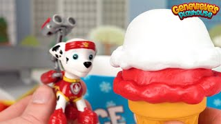 Video Learn Colors for Kids with Paw Patrol and Ice Cream Toys - Best Kid learning Toy Video! MP3, 3GP, MP4, WEBM, AVI, FLV Oktober 2017