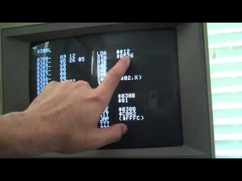 Apple IIgs - Introduction to Assembly Programming on the Apple IIgs - Lesson 0