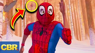 10 Things You Won't Notice In Spider-Man: Into The Spider-Verse