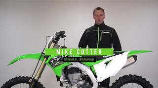 8. 2019 Kawasaki KX450 Overview