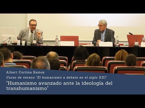 Albert Cortina: 'El humanismo a debate en el siglo XXI'