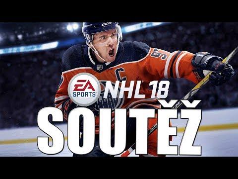 SOUTĚŽ O NHL 18 PRO XBOX ONE!!!
