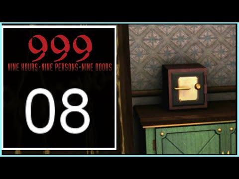999: Nine Hours, Nine Persons, Nine Doors - Episode 8 | Zero Lost Ending