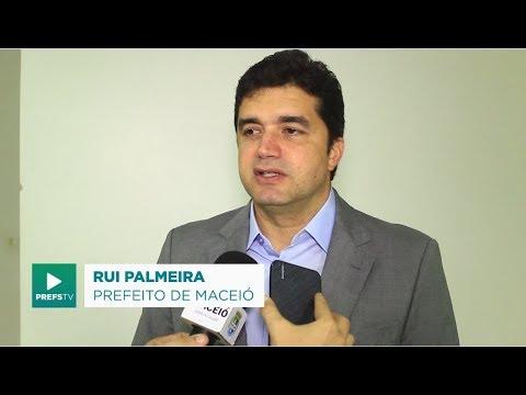 Rui Palmeira participa da abertura da 70ª reunião da SBPC