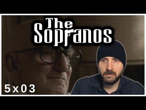 REACTION ► The Sopranos ► 5x03 - Where's Johnny?