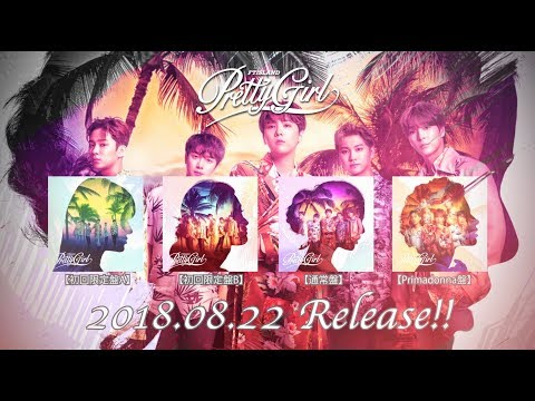 FTISLAND 18th Single『Pretty Girl』Teaser
