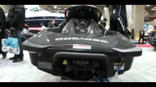 3. 2013 Sea-Doo GTI Limited 155 Jet Ski