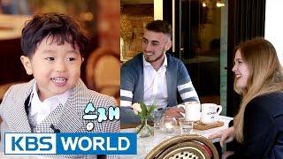 Video Seungjae can speak fluently with a foreigner? [The Return of Superman / 2017.05.14] MP3, 3GP, MP4, WEBM, AVI, FLV Januari 2018