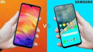 Samsung Galaxy M20 vs Redmi Note 7 : Full Comparison