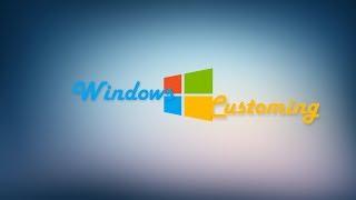 """Personnalise ton PC avec la chaîne Youtube """"Windows Customing""""De nouvelles vidéos seront bientôt mise en ligne sur windows 7 mais aussi sur Windows 8, alors abonnez-vous tout de suite :)PS: WindowsCustoming@gmail.com pour toutes questions / suggestions."""