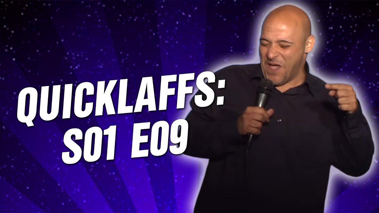 Comedy Time - QuickLaffs: Season 1 Episode 9