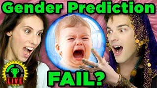 Video CRAZY or CORRECT? | Testing Baby Gender Prediction Myths! MP3, 3GP, MP4, WEBM, AVI, FLV Juli 2018