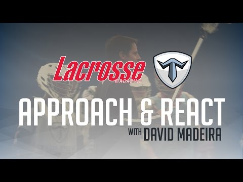 Trilogy Lacrosse Wing 1v1 Approach and React