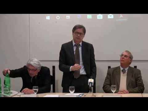 INTERVENTO EUGENIO FERRARI PRESENTAZIONE RETE ESA 17 GENNAIO 2019