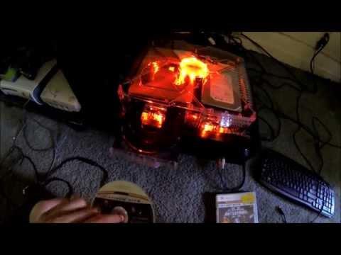 Custom Modded Original Xbox with LOTS of Hardware Mods: June 2013 (видео)