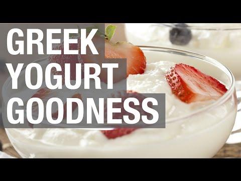 lo yogurt greco e i suoi benefici!
