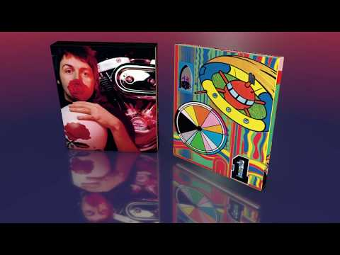 Paul McCartney and Wings - 'Red Rose Speedway' (Unboxing Video)