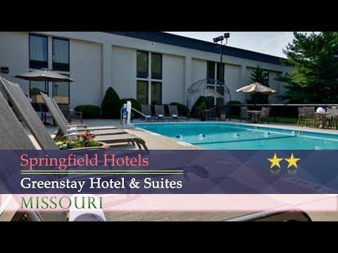 Greenstay Hotel & Suites - Springfield Hotels, Missouri