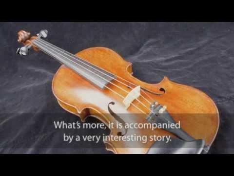 Un violon d'Augustin Lavallée