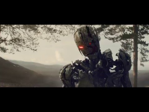 Avengers: Age of Ultron - Vision Kills Ultron - Full HD