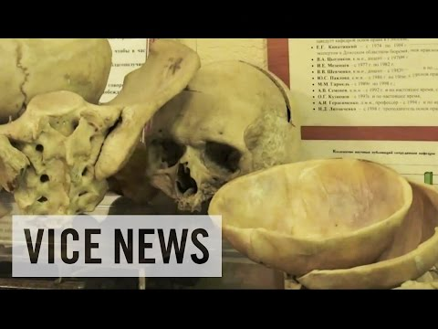 Donetsk Morgue Overrun with Civilian Casualties%3A Russian Roulette %28Dispatch 74%29