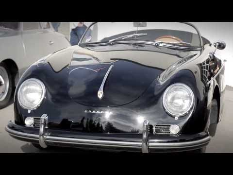 speedster - A look at the classic 356 Speedster on display at the 2010 Goodwood Revival.