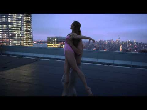 Watch: New York City Ballet perform Christopher Wheeldon's <em>After the Rain</em> high above Manhattan