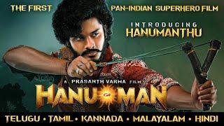Hanumanthu First Look from Hanu-Man   A Film by Prasanth Varma   Teja Sajja
