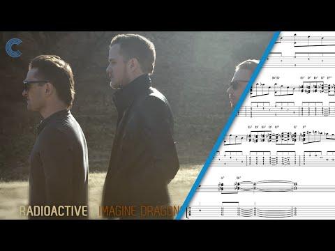 Radioactive imagine dragons alto saxophone sheet music chords