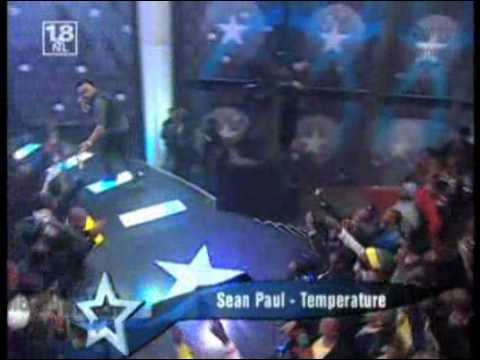 BIG BROTHER AFRICA @ SEAN PAUL  BTS