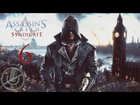 Assassin's Creed Syndicate Прохождение Без Комментариев Часть 6 — Поезд-беглец / Бойцовский клуб