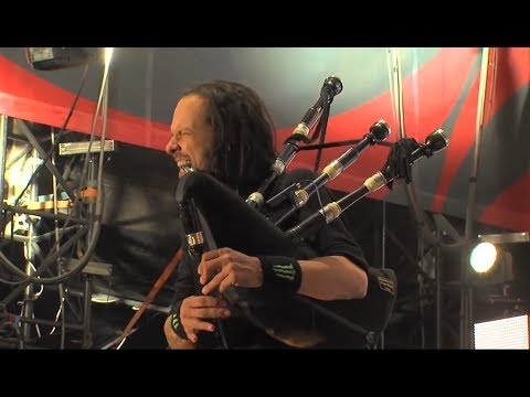 Korn Live - Another Brick In The Wall @ Sziget 2012
