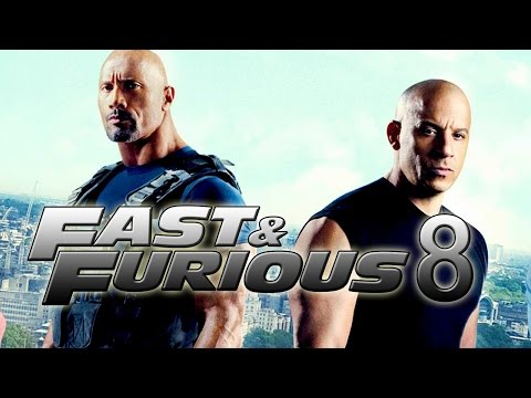 Fast & Furious 8   Full Movie  HD  2017 The Fats of the Furious