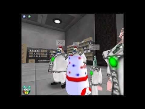 Toontown - Lureless Toon CEO Solo P1