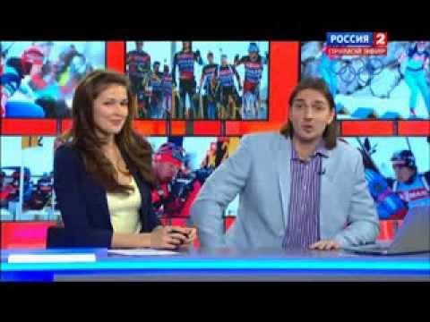 Давайте там уже не про шишки, а в эфир Губерниев (видео)