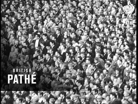 СССР — Северная Корея. Чемпионат мира по футболу 1966 года