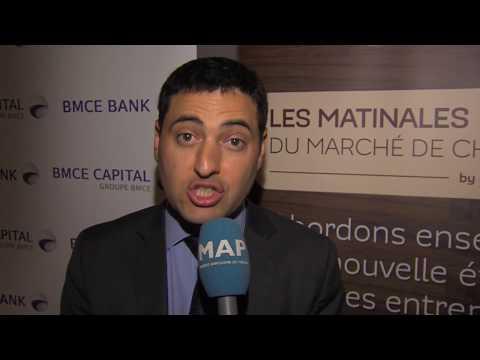 """Escale à Casablanca du road show """"Les Matinales du marché de change"""" de la BMCE Bank"""