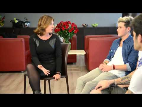One Direction on Fantástico - 04.05.2014 HD