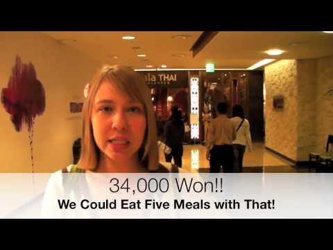 Bucheon's Sala Thai Restaurant Review