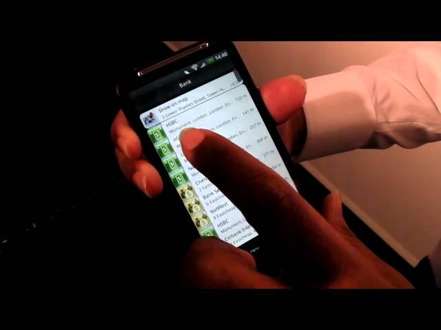HTC Desire HD - London launch CellulareMagazine.it_Eng