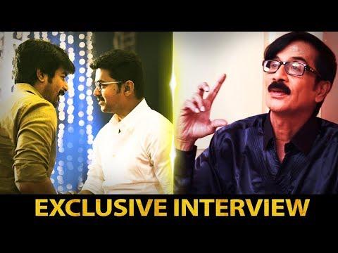Funny birthday wishes - Sivakarthikeyan is slowly reaching Thalapathy Vijay  Actor Manobala Interview - Part 2
