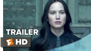 Nonton The Hunger Games: Mockingjay - Part 2 Official Trailer #1 (2015) - Jennifer Lawrence Movie HD Film Subtitle Indonesia Streaming Movie Download