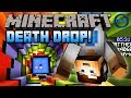 "Minecraft Mini Games - DEATH DROP! w/ Ali-A! - ""AHHHHHHHH!"""